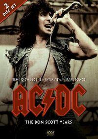 Cover AC/DC - The Bon Scott Years [DVD]